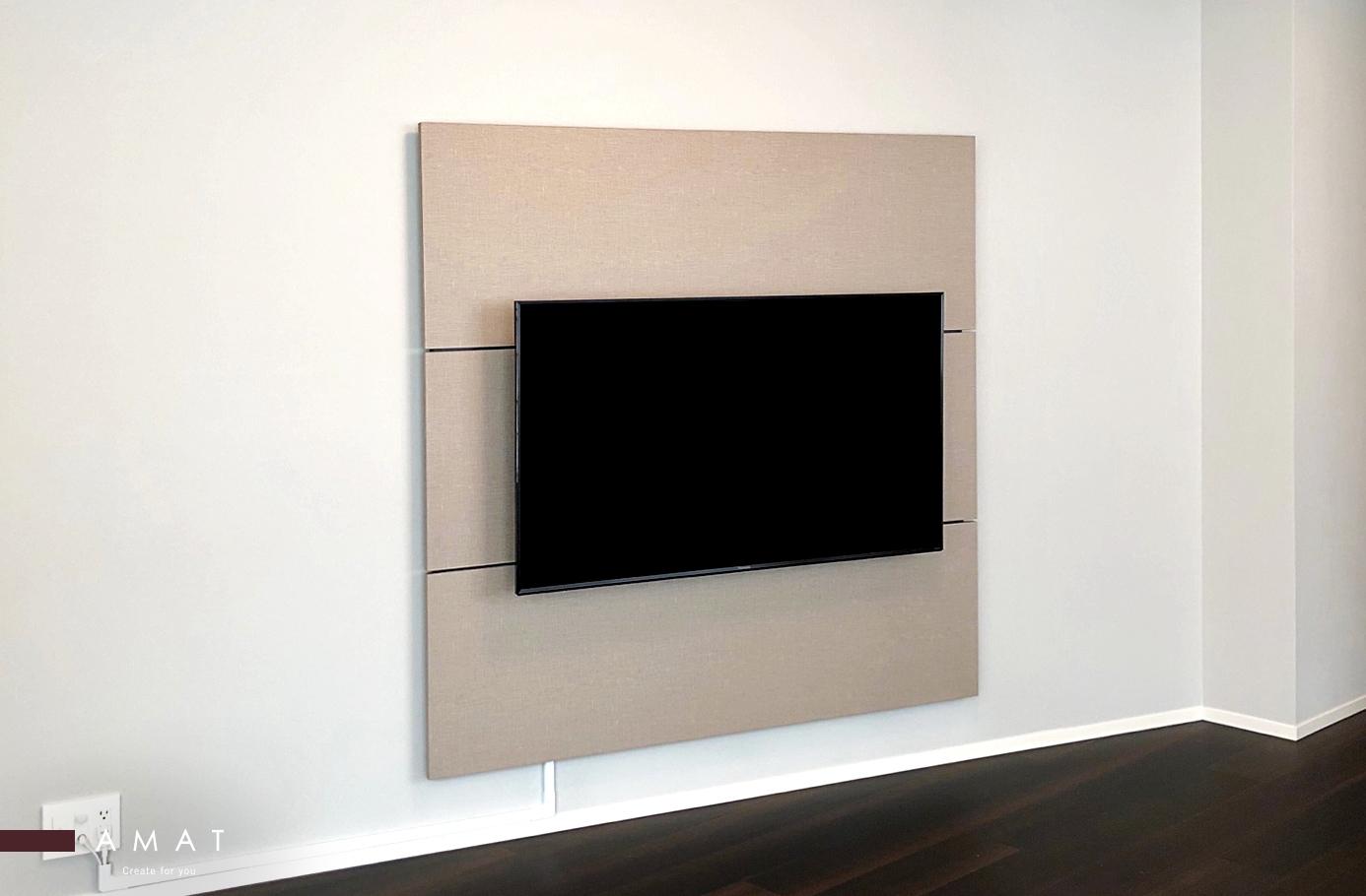 壁掛TVパネル(1)