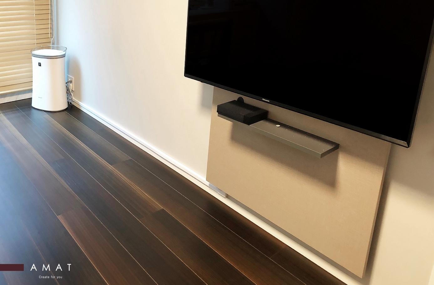 壁掛TVパネル(2)